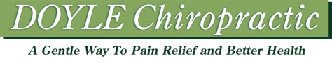 Doyle Chiropractic in Oakland, CA Logo